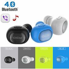 Mini In-ear Universal Bluetooth headset Headphone For iphone Samsung phones
