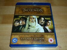 THE LORD OF THE RINGS: THE TWO TOWERS - 5-DISC BLURAY EXTENDED EDITION