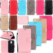 -YPYB Embossing Leather Flip Case Cover For Motorola Moto E2 G3 X Play G 4th Gen