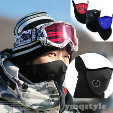 Cycling Bike Bicycle Motorcycle Snowboard Ski Anti Dust Warm Half Face Mask Neck