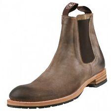 New SENDRA Boots Men's shoes 5595 Chelsea Boots Ankle Boots Leather Shoes Grey