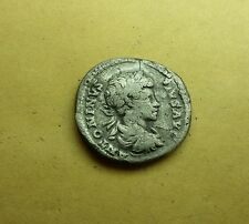 Original Antique Coin SILVER Caracalla  ROMAN DENARIUS 198-217 A.D  # 0924