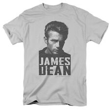 James Dean Icon Movie Actor Dean Lines Adult T-Shirt Tee