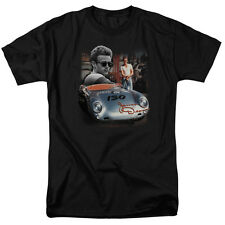 James Dean Sunday Drive Icon Actor Movie T-Shirt Tee