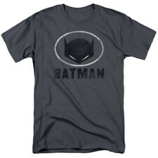 Batman DC Comics Superhero Minimalist Mask Adult T-Shirt Tee