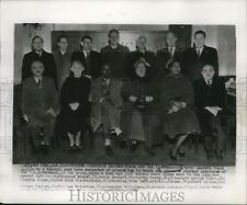 1953 Press Photo Communist US- - 13 Convicted Communist Party Leaders