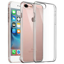 Ultra Thin Slim Clear Crystal Hard PC Case Cover Skin For Apple iPhone 7 / Plus