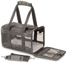 Sherpa ORIGINAL DELUXE PET DOG CAT CARRIER Airline Approved  Holds to 22 Lbs LRG