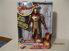 IRON MAN ARC STRIKE IRON MAN  W/2 MOTION-ACTIVATED MODES LIGHTS & SOUNDS - NEW