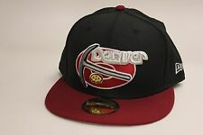 Denver Nuggets Black / Maroon Lid / Silver Pickaxe New Era 59Fifty Fitted Hat