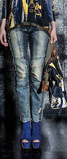 Elisa Cavaletti Stretch Pats Trousers Jeans EJW166014501 Autumn Winter 2016 2017