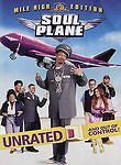 Soul Plane (DVD, 2004, Unrated) FREE SHIPPING