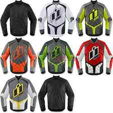 Icon Overlord 2 Jacket Sport-Riding Textile Vented