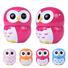 Cute Owl Digital Timer Kitchen 60 Minute Cooking Home Mechanical House Deco Toy