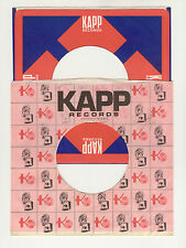 KAPP RECORD COMPANY 45 RPM PAPER SLEEVES 2 PACK #4