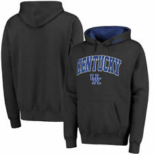 Kentucky Wildcats Stadium Athletic Arch & Logo Pullover Hoodie - Charcoal - NCAA