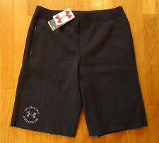 NWT UNDER ARMOUR LOOSE FIT SHORTS BLACK ALL SEASON GEAR BOYS XLARGE