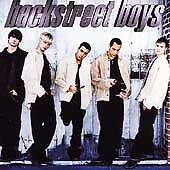 Backstreet Boys by Backstreet Boys (CD, Aug-1997, Jive)
