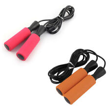 Sports Keep Fit Exercise Portable Jumping Skipping Rope 280cm Length