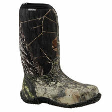 Bogs Boys' Classic High Mossy Oak Toddler-Youth Boot