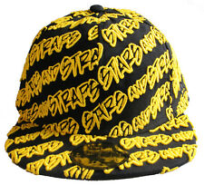 Famous Stars & Straps Limited Killa Bee Black/Yellow New Era 59FIFTY Fitted Hat