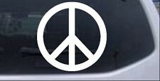 Peace Sign Symbol Car or Truck Window Laptop Decal Sticker 8X8.0