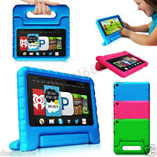 """Kids Safe Shock Proof Case Cover Stand For Amazon Kindle Fire HD 7"""" / All-New 8"""""""