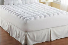 Top Magic Loft Bedding Cover Choice Sizes Pillowtop Mattress Topper Comfort Pad