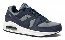 NIKE Children's Casual shoes AIR MAX COMMAND FLEX (GS) navy blue