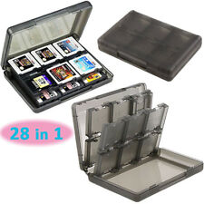 28 in 1 Game Card Case Holder Cartridge Box for New Nintendo 3DS DSi XL Lite DS