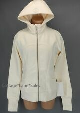 NEW LULULEMON Scuba Hoodie II Sz 12 Angel Wing Jacket NWT FREE SHIP