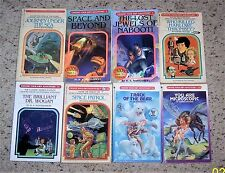 Lot of 8 Choose Your Own Adventure Chapter Books GUC