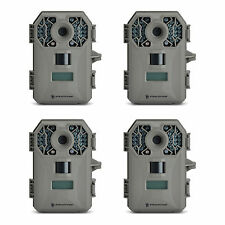 Stealth Cam 8MP Infrared Hunting Scouting Game Trail Cameras (4 Pack) | G30
