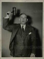 1936 Press Photo Senator Alben Barkley of Kentucky - nee38109