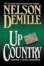 Up Country by Nelson Demille 2002 Hardcover Book Novel Fiction Literature 1st Ed