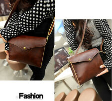 Leather Fashion Women Shoulder Bag Satchel Handbag Tote Hobo Purse Messenger Bag