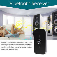 LOT 3.5mm 2 in1 Transmitter and Receiver Wireless Bluetooth Stereo Audio Adapter