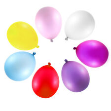 Party Festival Ornament Latex Round Shape Thicken Balloons Assorted Color 32 Pcs