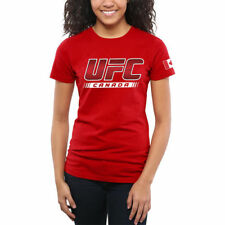 UFC The Great North Too T-Shirt - Red - MMA