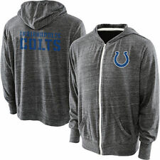 Indianapolis Colts NFL Pro Line Lightweight Full Zip Hooded Jacket - NFL
