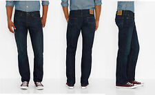 Levi's 514 Straight Fit Jeans  00514-0790 Blue Men's 36x34 New with Tags