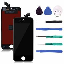 For iPhone 5/5c/5s LCD Touch Screen Digitizer Assembly Replacement  + 8PCS TOOLS