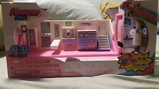 POWERPUFF GIRLS 2 In 1 Flip To Action Operation Transformation Playset Bubbles