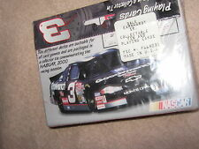 DALE EARNHARDT SR #3 PLAYING CARDS~2 DECKS~WITH COLLECTIBLE TIN~2001 NASCAR~NIB