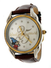 Mickey Mouse Sorcerer WDW 25th Anniversary Limited Edition Fossil Watch