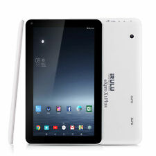 """iRULU 10.1"""" 1G/16G Quad Core Tablet PC Google GMS Android 6.0 WIFI Dual Camera"""