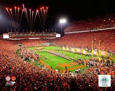 Clemson Tigers Memorial Stadium Photo QK099 (Select Size)