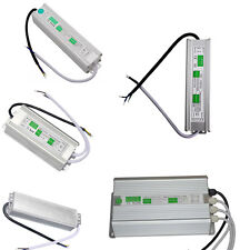 AC-DC 12V Outdoor Waterproof  Power Supply Adapter LED Light Driver 10W-250W