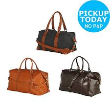 Go Explore Signature Weekend Bag - Choice of Size and Colour -From Argos on ebay