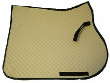 Pink and Gray Euro-Star Saddle Cloth/Numnah - Saddle Pad - Pink/Gray- Size:- C/F